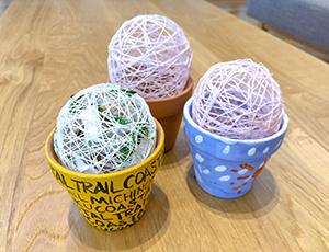 名取TC:【2月セルフクラフト】大人も子どもも楽しく作ろう! 〜アイスクリームランプシェード〜(毎日開催)