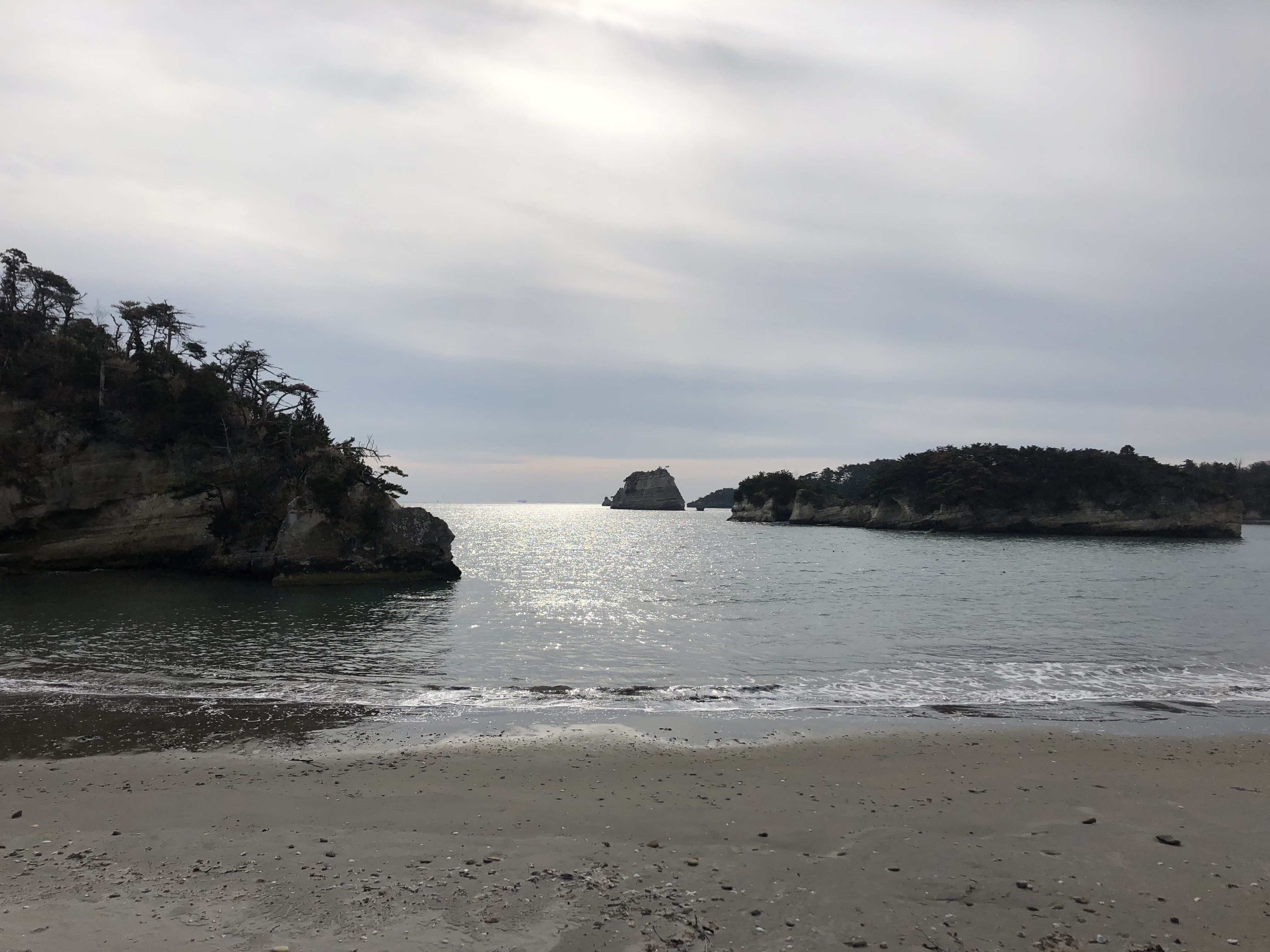 みちのく潮風トレイル 浦戸諸島の旅 ガイドと歩く桂島、野々島ハイキング(約5km)